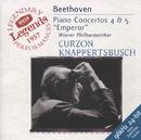 Beethoven: Piano Concertos Nos.4 & 5/Sir Clifford Curzon, Wiener Philharmoniker, Hans Knappertsbusch