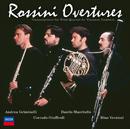 Rossini Ouvertures/Andrea Griminelli, Corrado Giuffredi, Danilo Marcello, Rino Vernizzi