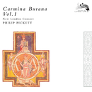 Carmina Burana Vol.1/New London Consort, Philip Pickett