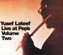 Live at Pep's: Vol. 2/Yusef Lateef