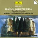 Brahms: Symphony No.4 in E Minor op.98; Tragic Overture op.81/Wiener Philharmoniker, Leonard Bernstein