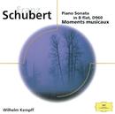 シューベルト:ピアノ・ソナタ第21番、楽興の時/Wilhelm Kempff