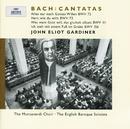 J.S.バッハ:カンタータ集2BWV72/73/111/156/English Baroque Soloists, John Eliot Gardiner