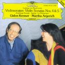 ベートーヴェン:ヴァイオリン・ソナタ第4、5番/Gidon Kremer, Martha Argerich