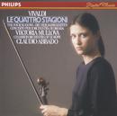 Vivaldi: The Four Seasons/Viktoria Mullova, Christoph Marks, Marieke Blankestijn, Douglas Boyd, Matthew Wilkie, Chamber Orchestra Of Europe, Claudio Abbado