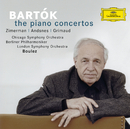 Bartók: The Piano Concertos/Pierre Boulez