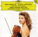 シベリウス:ヴァイオリン協奏曲、他/Anne-Sophie Mutter, Staatskapelle Dresden, André Previn