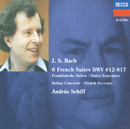 Bach, J.S.: French Suites Nos. 1-6/Italian Concerto etc./András Schiff