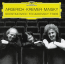 ショスタコーヴィチ:ピアノ三重奏曲 第2番、チャイコフスキー:ピアノ三重奏曲/Martha Argerich, Gidon Kremer, Mischa Maisky