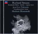 Strauss, R.: Rosenkavalier Waltzes, Burleske/Jean-Yves Thibaudet