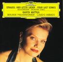 Strauss, R.: Vier letzte Lieder; Orchesterlieder/Karita Mattila, Berliner Philharmoniker, Claudio Abbado