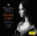 シェーンベルク&シベリウス:ヴァイオリン協奏曲/Hilary Hahn, Swedish Radio Symphony Orchestra, Esa-Pekka Salonen
