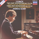 Bach, J.S.: Two and Three Part Inventions/András Schiff