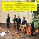 Schubert: String Quintet In C Major D.956, Op. Posth. 163/Mstislav Rostropovich, Emerson String Quartet