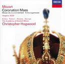 Mozart: Coronation Mass; Vesperae solennes de confessore/Emma Kirkby, Catherine Robbin, John Mark Ainsley, Michael George, Choir Of Winchester Cathedral, The Academy of Ancient Music, Christopher Hogwood