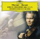 モーツァルト:ヴァイオリン協奏曲第3・4・5番/Augustin Dumay, Camerata Academica Salzburg