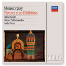 Mussorgsky: Pictures at an Exhibition (Piano & Orchestral versions)/Alfred Brendel, Wiener Philharmoniker, André Previn