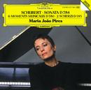 Schubert: Sonata D784; 6 Moments Musicaux D780; 2 Scherzi D593/Maria João Pires
