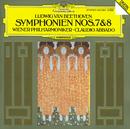 Beethoven: Symphonies Nos.7 & 8/Wiener Philharmoniker, Claudio Abbado