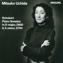 Schubert: Piano Sonatas in D major, D850 & A minor, D784/Mitsuko Uchida