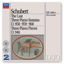 Schubert: The Last Three Piano Sonatas/Alfred Brendel