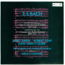 Bach, J.S.: Cantatas Nos. 159 & 170/Dame Janet Baker, John Shirley-Quirk, Academy of St. Martin in the Fields, Sir Neville Marriner