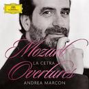 モーツァルト:序曲集/La Cetra Barockorchester Basel, Andrea Marcon