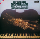 Hindemith: Concert Music for Brass/The Philip Jones Brass Ensemble, Paul Crossley, Elgar Howarth