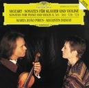 モーツァルト:ヴァイオリン・ソナタ集/Maria João Pires, Augustin Dumay