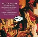 Bolcom: Violin Concerto; Symphony No.5; Fantasia Concertante/Sergiu Luca, Janet Lyman Hill, Eugene Moye, American Composers Orchestra, Dennis Russell Davies