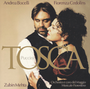 Puccini: Tosca (2 CDs)/Andrea Bocelli, Fiorenza Cedolins, Carlo Guelfi, Orchestra del Maggio Musicale Fiorentino, Zubin Mehta