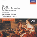 Mozart: The Wind Serenades/Amadeus Winds, Christopher Hogwood
