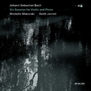 バッハ:ヴァイオリン・ソナタ集/Michelle Makarski, Keith Jarrett