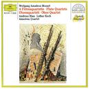 Mozart: 4 Flute Quartets; Oboe Quartet/Amadeus Quartet