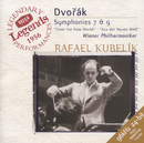 ドヴォルザーク:交響曲第7番、9番/Rafael Kubelik, Wiener Philharmoniker