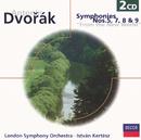 Dvorak: Symphonies Nos.5, 7, 8 & 9 (2 CDs)/London Symphony Orchestra, István Kertész