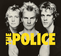 The Police(Super Jewell set)