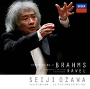 ブラームス:交響曲第2番/ラヴェル:シェエラザード 他/Susan Graham, Saito Kinen Orchestra, Seiji Ozawa