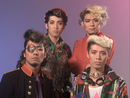 Don't Stop The Move、Keep On Dancing!!!(Music Clip)/the telephones