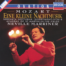 モーツァルト:セレナード第13番<アイネ・クライネ・ナハトムジーク>、他/Academy of St. Martin in the Fields, Sir Neville Marriner