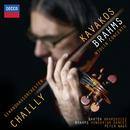 Brahms: Violin Concerto; Hungarian Dances;  Bartók: Rhapsodies/Leonidas Kavakos, Gewandhausorchester Leipzig, Riccardo Chailly, Peter Nagy