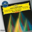 サン=サーンス:交響曲第3番<オルガン>、死の舞踏、バッカナール、他/Chicago Symphony Orchestra, Orchestre de Paris, Daniel Barenboim