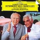 コープランド:交響曲第3番、静かな都会/New York Philharmonic Orchestra, Leonard Bernstein