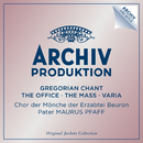 Gregorian Chant - The Office - The Mass - Varia/Benedictine Monks Of St. Martin, Beuron, Pater Maurus Pfaff