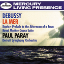 ラヴェル:<ダフニスとクロエ>第2組曲/Detroit Symphony Orchestra, Paul Paray
