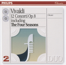 Vivaldi: 12 Concerti Op.8/I Musici, Felix Ayo, Maria Teresa Garatti