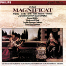 バッハ:マニフィカト 他/Emma Kirkby, Nancy Argenta, Patrizia Kwella, Charles Brett, Anthony Rolfe Johnson, David Thomas, The Monteverdi Choir, English Baroque Soloists, John Eliot Gardiner