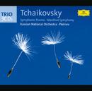 """Tchaikovsky: Symphonic Poems; """"Manfred"""" Symphony/Russian National Orchestra, Mikhail Pletnev"""