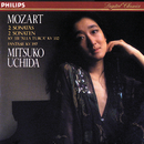 Mozart: Piano Sonatas Nos. 11 & 12/Fantasia in D minor/Mitsuko Uchida