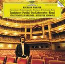 ワーグナー:管弦楽曲集/Staatskapelle Dresden, Giuseppe Sinopoli